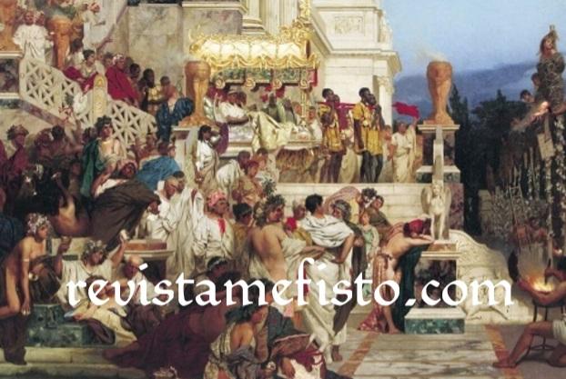 Pola Hidup Romawi Ribuan Tahun Setelahnya
