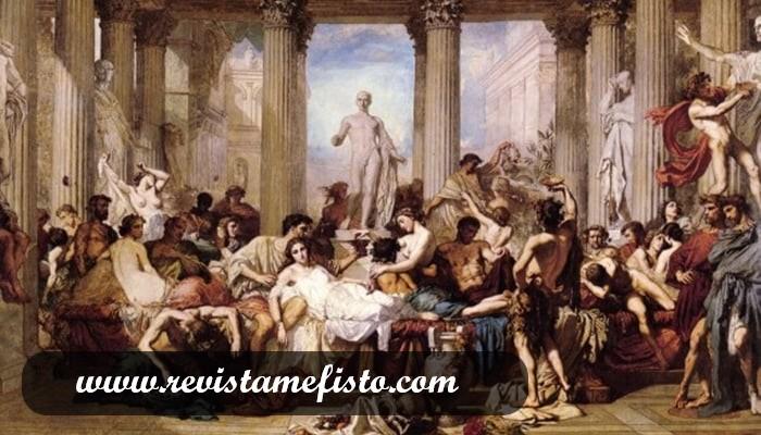 Praktek Seks Dijaman Romawi