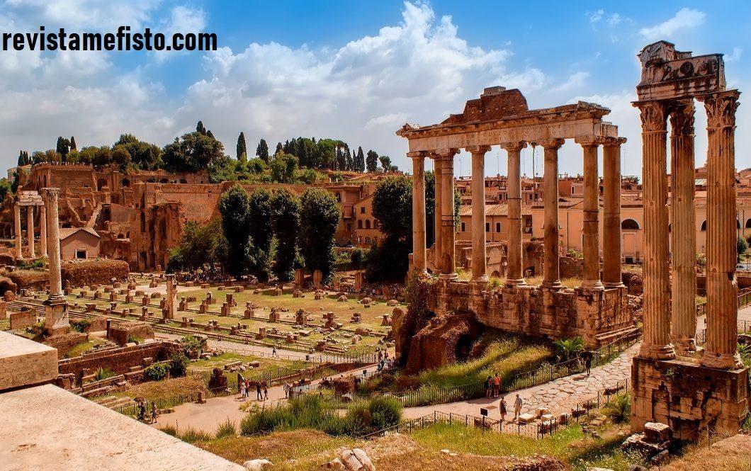 Asal Usul Rakyat Romawi Menjadi Negara Italia