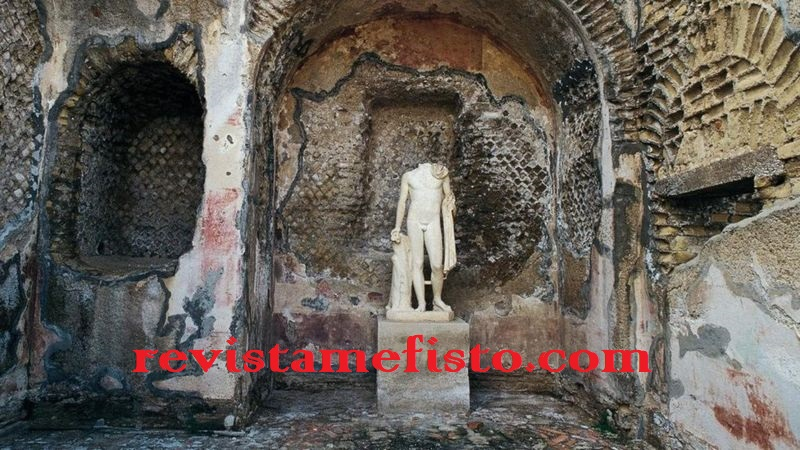Gaya Hidup Penduduk Romawi Kuno Penuh Perbuatan Maksiat