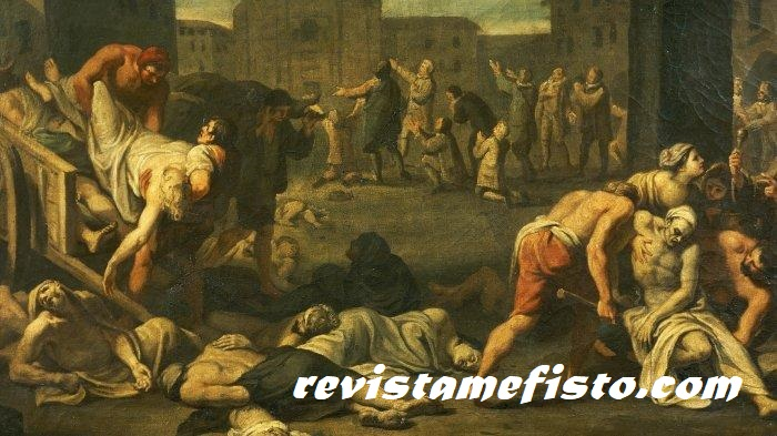 Pandemi Zaman Romawi Kuno Belum Teridentifikasi Hingga Sekarang