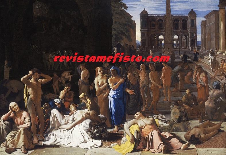 Pandemi Zaman Romawi Kuno Menjadi Bencana Besar Dalam Sejarah