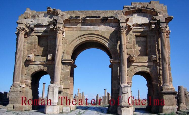 Roman Theater of Guelma